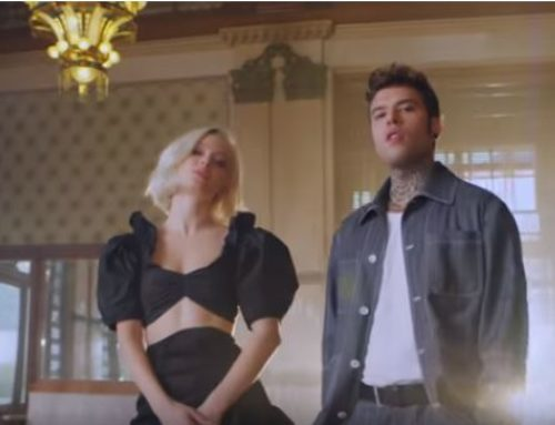 "FEDEZ ""Holding out for You"" feat. Zara Larsson new video"