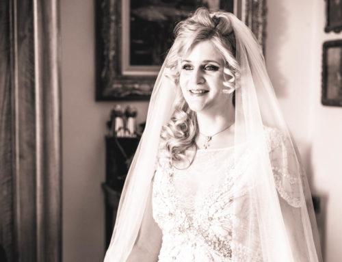Carlotta, la sposa elegante!
