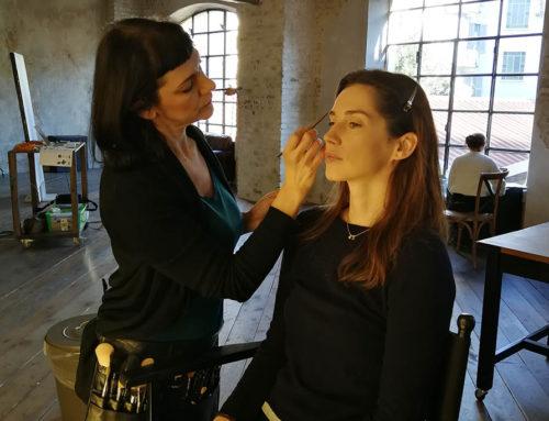 Shooting: make-up&hair e styling