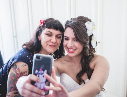 Alessia, la sposa raggiante!