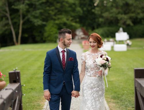 Ilaria, sposa vintage e raffinata!
